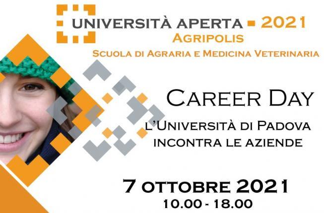 Collegamento a Career day Università Aperta Agripolis